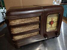 Deco Vintage Philco Transitone Radio