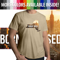 Long Island Pride Outline Map Born From New York City Strong Love Men/'s Thermal