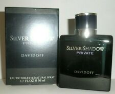 DAVIDOFF SILVER SHADOWS PRIVATE  50  ml edt