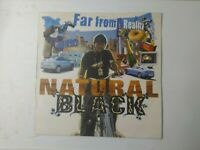 Natural Black-Far From Reality Vinyl LP 2006 REGGAE DANCEHALL/ROOTS