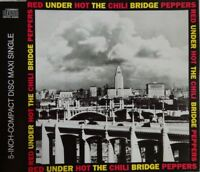 "RED HOT CHILI PEPPERS : UNDER THE BRIDGE / GIVE IT AWAY (12"" MIX) - [ CD MAXI ]"