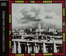 """RED HOT CHILI PEPPERS : UNDER THE BRIDGE / GIVE IT AWAY (12"""" MIX) - [ CD MAXI ]"""
