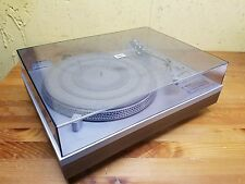 YAMAHA YP-D6 auto-return Direct-Drive Turntable w/ Dustcover/pitch-controls YPD6