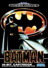 SEGA Mega Drive Spiel - Batman mit OVP