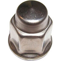 JEEP STAINLESS STEEL (CAPPED) WHEEL / LUG NUT - see application below