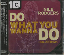 NILE RODGERS-DO WHAT YOU WANNA DO REMIXIES-JAPAN CD D20