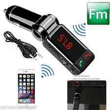 Wireless Car Kits MP3 Music Player Bluetooth  FM Transmitters Audio For Dual USB