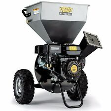 Michigan Raptor 900 8HP Portable Chipper Shredder and Mulcher
