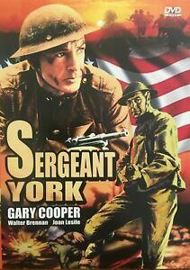 Sergeant York (1941) - Gary Cooper & Walter Brennan (Region All)