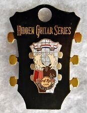 HARD ROCK CAFE MALL OF AMERICA LIMITED EDITION HIDDEN GUITAR SERIES PIN # 100188