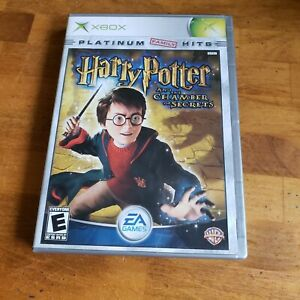 Harry Potter and the Chamber of Secrets - (Xbox) Complete CIB - Tested