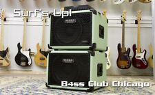 Mesa Boogie Subway 112 Bass Cabinet in Custom Surf Green Bronco!