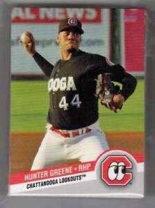 2021 CHATTANOOGA LOOKOUTS TEAM SET 40 CARDS  NEW COMPLETE