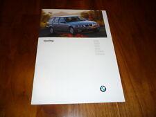 BMW 3er Touring Prospekt 2 1996