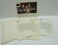 Steve Vai One of A Kind 1989 Stolen Guitar Papers, Photo & Slide Jem Prototype
