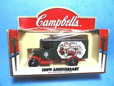 Campbell Soup Die-Cast Truck 100th Anniversary 1997