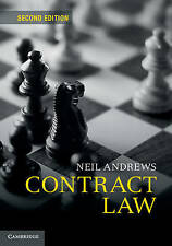 Contract Law by Neil Andrews (Paperback, 2015)