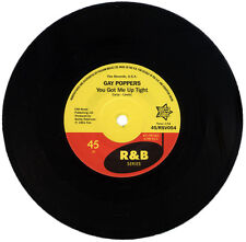 """GAY POPPERS  """"YOU GOT ME UP TIGHT""""    R&B CLASSIC   LISTEN!"""