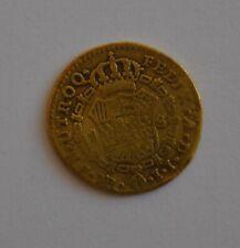 1811 SPAIN - Fernando VII 1 Escudo Madrid Gold Coin 1.8 gram Ferdinand España