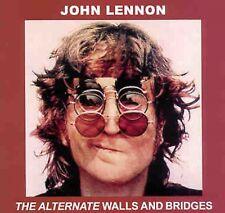 JOHN LENNON The Alternate Walls And Bridges CD