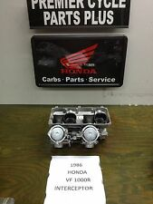 1986  HONDA VF 1000R INTERCEPTOR REMANUFACTURED  CARB CARBURETORS READY TO RUN