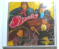 SMOKE - The best of sugar man - CD > NEW!