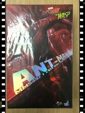 Hot Toys MMS 497 Antman and The Wasp Ant Man Scott Lang Paul Rudd Figure NEW
