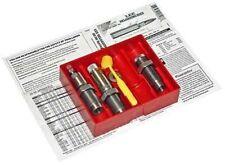 LEE PACESETTER 3 DIE SET RELOADING 22/250 remington  inc crimp die