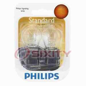 Philips Tail Light Bulb for GMC C1500 C1500 Suburban C2500 C2500 Suburban fn