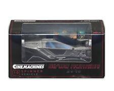 "Hand Painted Die-cast Cinemachines Replica 6"" Blade Runner 2049 Spinner Vehicle"