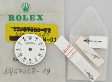 Rolex original white dial lady steel O.P. 25mm 76080 new old stock w/hands 224