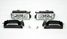 FOG LIGHTS BMW 3 SERIES E36 SALOON ESTATE COUPE FOGS LAMPS LIGHT PAIR BULBS