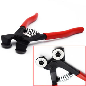 Stained Wheeled Mosaic Glass Ceramic Cutter Nipper Tile Plier Tool New Arrival
