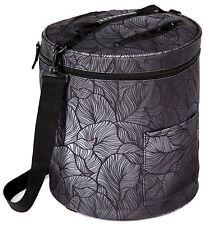 Kenley Knitting Yarn Bag Wool Skeins Holder Organiser Storage Basket Travel Tote
