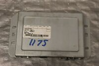 2007 FORD MUSTANG SHELBY GT500 5.4L OEM SIRIUS RADIO RECEIVER MODULE UNIT #1175