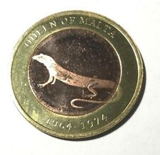 2016 Somaliland 2500 shillings, Lizard, animal wildlife, bi-metallic coin