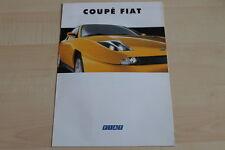93368) Fiat Coupe Prospekt 02/1994