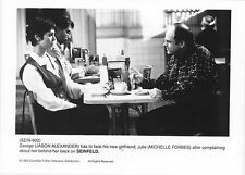 Seinfeld 1995 Jason Alexander & Michelle Forbes 5x7 publicity photo