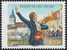 2006 FRANCE N°3939** ROUGET de LISLE La Marseillaise, France stamp MNH