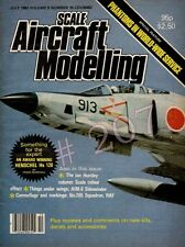 PHANTOMS in World Wide Service SCALE DRAWINGS  Scale Aircraft Modelling July1983