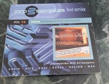 East West ProSamples Vol 13 - Classical Choir & Hallelujah - Sampling CD