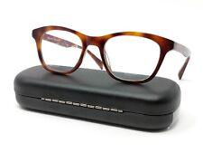 Warby Parker Eyeglass Frames Greenleaf 215 Tortoise Plastic Full Rim 49[]19-142