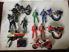 SPD POWER RANGERS BANDAI 2005 FIGURES