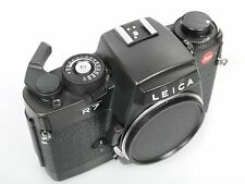 Leica r7 Black Body molto buona e completamente funktionsf. stato