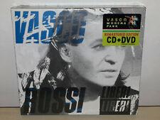 VASCO ROSSI - LIBERI LIBERI + FRONTE DEL PALCO LIVE 90 - DELUXE - CD + DVD