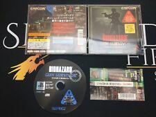 BIOHAZARD GUN SURVIVOR-Sony Playstation 1 (testato/lavoro) GIAPPONESE NTSC-J