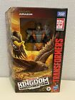 Transformers Generations War for Cybertron: Kingdom Deluxe WFC-K14 Airazor New