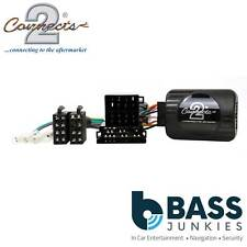 CTSFA004.2 Fiat Grande Punto 2006 On Car CLARION Stereo Steering Wheel Interface