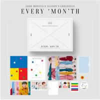 K-POP 2020 MONSTA X SEASON'S GREETINGS [ Calendar + Planner + DVD ]