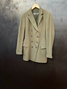 Jil Sander plus vintage blazer jacket wmns size 36 made in italy